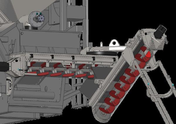 Sistema mescolazione Kimera serie S