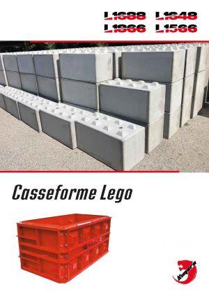 catalogo casseforme LEGO Kimera